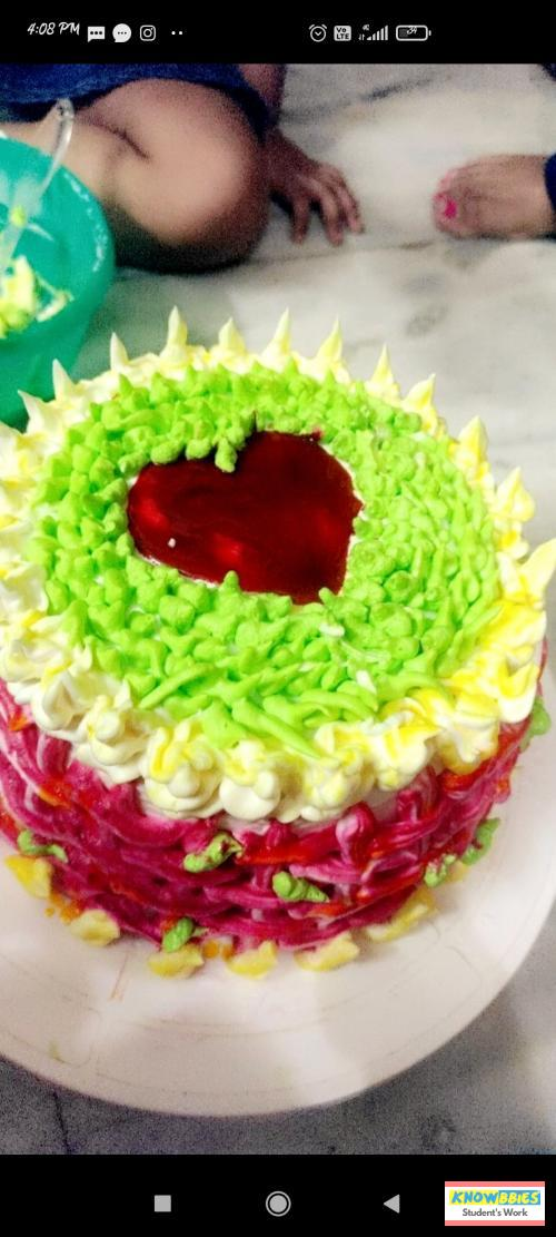 Online Course in Islamnagar For Birthday Cakes + Fondant Cake : Baking & Icing Video Course (Pre-recorded) in Hindi