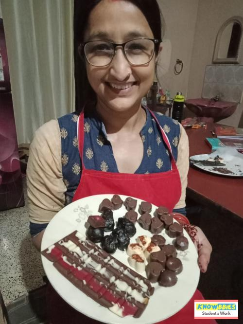 Online Course in Duliajan For Chocolate Making Video Course (Pre-Recorded) in Hindi