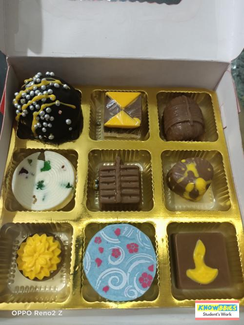 Online Course in Ajmer For Chocolate Making Video Course (Pre-Recorded) in Hindi