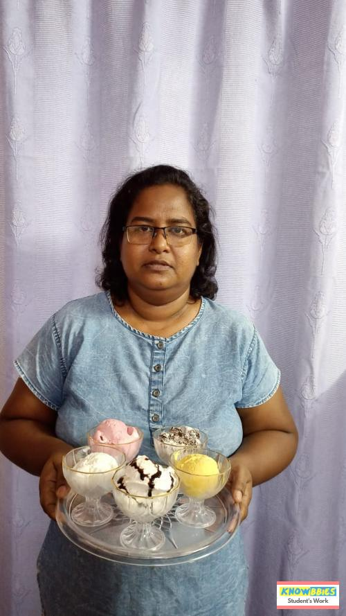 Online Course in Panjim For Ice Cream Making Video Course (Pre-recorded) in Hindi
