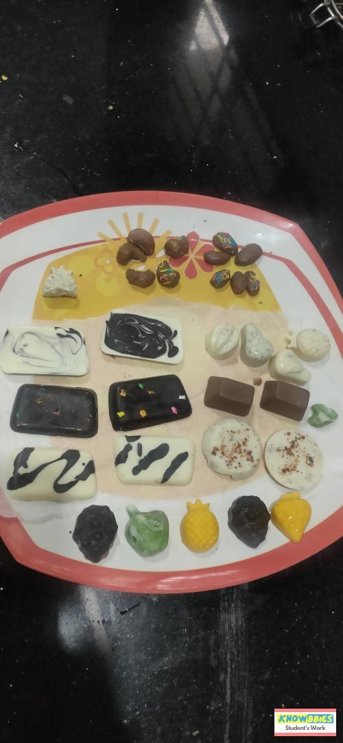 Online Course in Valsad For Chocolate Making Video Course (Pre-Recorded) in Hindi