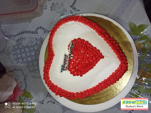 Online Course in Aldona For Birthday Cakes + Fondant Cake : Baking & Icing Video Course (Pre-recorded) in Hindi