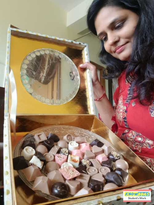 Online Course in Bhubaneswar For Chocolate Making Video Course (Pre-Recorded) in Hindi