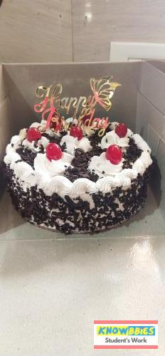 Online Course in Chennai For Birthday Cakes + Fondant Cake : Baking & Icing Video Course (Pre-recorded) in Hindi