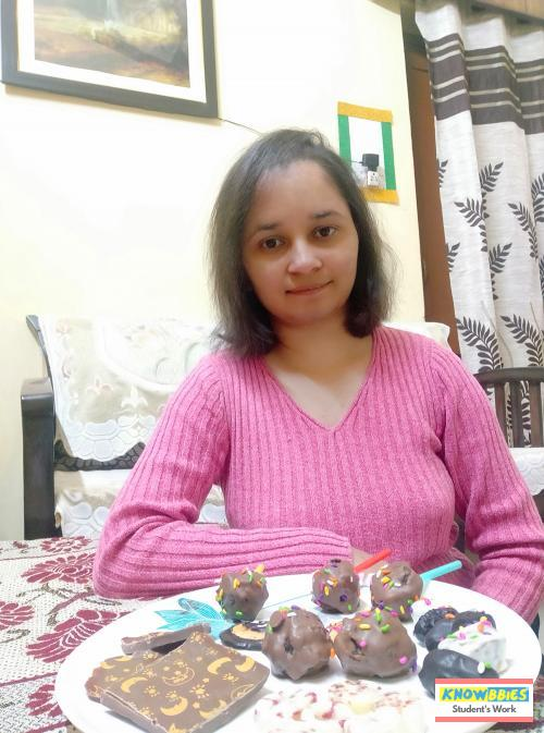 Online Course in Mohali For Chocolate Making Video Course (Pre-Recorded) in Hindi