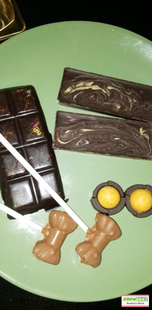 Online Course in Madgaon For Chocolate Making Video Course (Pre-Recorded) in Hindi
