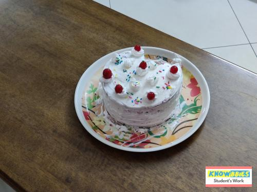 Online Course in Bengaluru For Birthday Cakes + Fondant Cake : Baking & Icing Video Course (Pre-recorded) in Hindi