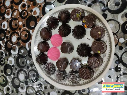 Online Course in Jagdalpur For Chocolate Making Video Course (Pre-Recorded) in Hindi