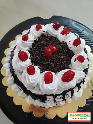 Online Course in Bangalore For Birthday Cakes + Fondant Cake : Baking & Icing Video Course (Pre-recorded) in Hindi