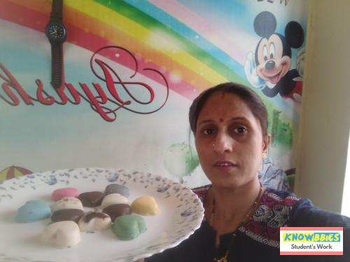 Online Course in Hubli For Chocolate Making Video Course (Pre-Recorded) in Hindi