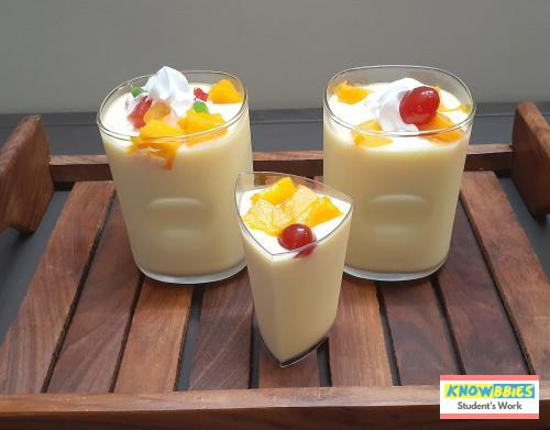 Online Course in Pune For Jar Dessert Making Video Course (Pre-Recorded) in Hindi