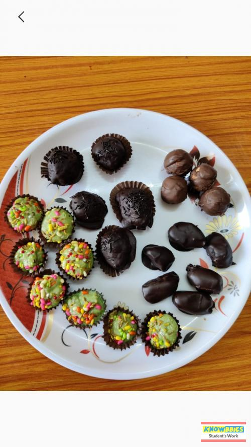 Online Course in Visakhapatnam For Chocolate Making Video Course (Pre-Recorded) in Hindi