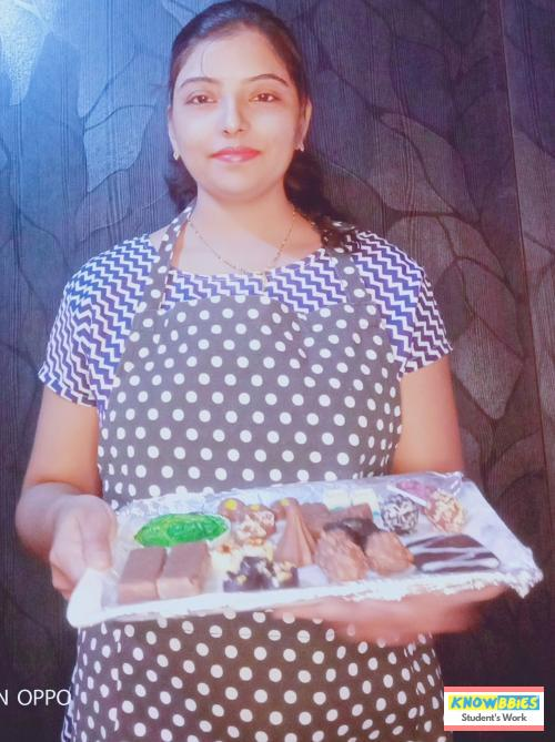Online Course in Thane For Chocolate Making Video Course (Pre-Recorded) in Hindi