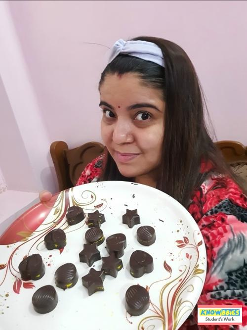 Online Course in Bikaner For Chocolate Making Video Course (Pre-Recorded) in Hindi