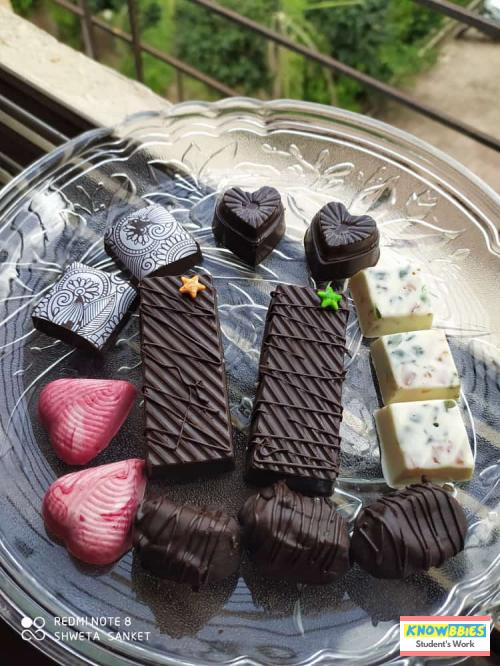 Online Course in Boisar For Chocolate Making Video Course (Pre-Recorded) in Hindi