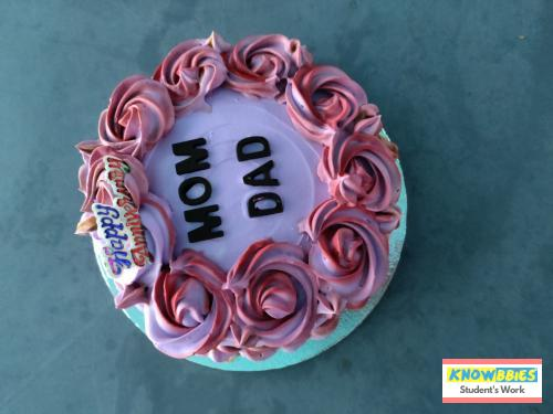 Online Course in Vapi For Birthday Cakes + Fondant Cake : Baking & Icing Video Course (Pre-recorded) in Hindi