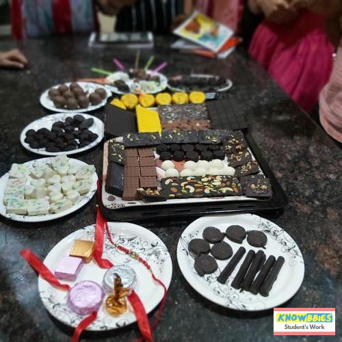Online Course in Raipur For Chocolate Making Video Course (Pre-Recorded) in Hindi