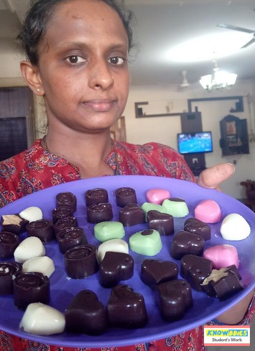 Online Course in Bangalore For Chocolate Making Video Course (Pre-Recorded) in Hindi