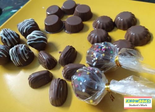 Online Course in Belgaum For Chocolate Making Video Course (Pre-Recorded) in Hindi