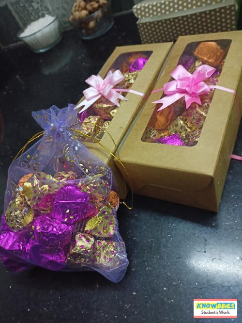 Online Course in Vallioor For Chocolate Making Video Course (Pre-Recorded) in Hindi