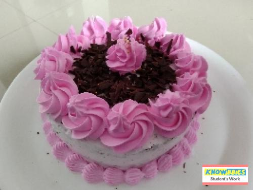 Online Course in Pimpri chinchwad Pune For Birthday Cakes + Fondant Cake : Baking & Icing Video Course (Pre-recorded) in Hindi