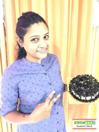 Online Course in Ambernath  For Birthday Cakes + Fondant Cake : Baking & Icing Video Course (Pre-recorded) in Hindi