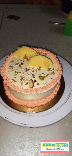 Online Course in Ahmedabad For Birthday Cakes + Fondant Cake : Baking & Icing Video Course (Pre-recorded) in Hindi
