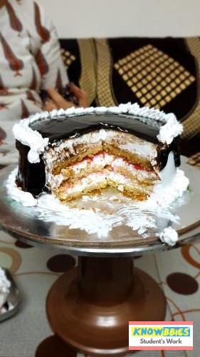 Online Course in Ludhiana For Birthday Cakes + Fondant Cake : Baking & Icing Video Course (Pre-recorded) in Hindi