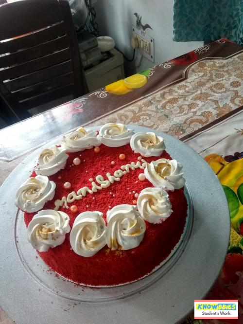 Online Course in Ghaziabad For Birthday Cakes + Fondant Cake : Baking & Icing Video Course (Pre-recorded) in Hindi