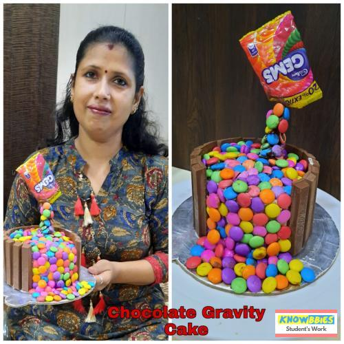 Online Course in Amritsar For Birthday Cakes + Fondant Cake : Baking & Icing Video Course (Pre-recorded) in Hindi