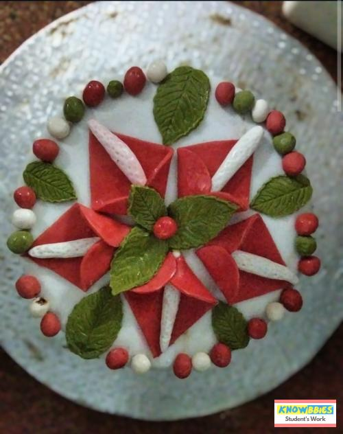Online Course in Vijayawada For Birthday Cakes + Fondant Cake : Baking & Icing Video Course (Pre-recorded) in Hindi